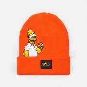 Cropp - Čepice The Simpsons - Červená - pánské - 7977D-29X