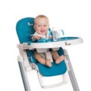 Scaun inaltator de masa Bo Jungle pentru copii reglabil Albastru