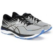 Asics GEL-CUMULUS 19 Running Shoes For Men(Black, Grey)