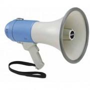 Megafono 25W con sirena e fischietto