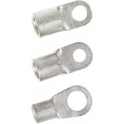 Papuc cu inel, 0,5 - 1,5 mm², AWG 16 - 22, neizolat, metal, 100 buc., LappKabel KB1-6R DIN 46234