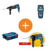 Set alata na promociji GBH 2-28 F + GMS 100 u koferu Bosch