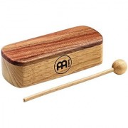 Meinl Percussion PMWB1-M Medium Professional Wood Block Natural Finish