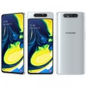 Samsung Galaxy A80, 6,7, 8GB/128GB, srebrni SM-A805FZSDSIO