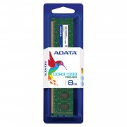 Memoria DDR3 Adata 8GB 1333MHZ AD3U1333W8G9-S