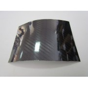 Folie carbon 5D negru lucios 1,5 x 1m SCF31S