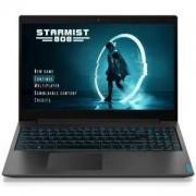 Лаптоп Lenovo IdeaPad L340-15IRH/81LK007QBM, 15.6 FHD(1920x1080), Intel Core i7-9750H, NVIDIA GTX 1650, 1TB HDD + 128GB SSD