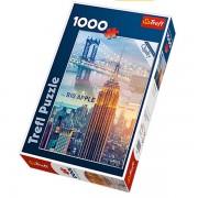 Trefl Puzzle Slagalica New York At Dawn 1000 kom (10393)
