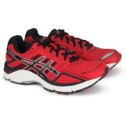 Asics GEL-FOUNDATION 1 RUNNING For Men(Red, Black)