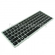 Tastatura Laptop Lenovo IdeaPad G400 Cu Rama Argintie