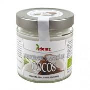 Ulei de Cocos, Bio 300ml, (presat la rece), Adams Supplements
