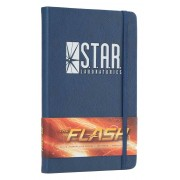 Insight editions The Flash carnet de notes STAR laboratories