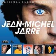 Unbranded Jean-Michel Jarre - importation USA Original Album Classics [CD]
