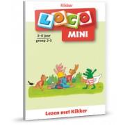 Boosterbox Mini Loco - Lezen met Kikker (5-6 jaar)