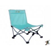 Oztrail Beach Chair Reclining 120kg (Teal)