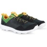 ADIDAS KANADIA 7 TR M Men Running Shoes For Men(Black, Green, Orange)