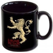 SD Toys Game of Thrones - Lannister Crest Black - Mug