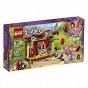 Jucarie Spectacolul din parc al Andreei 41334 Lego Friends