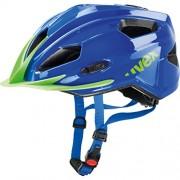 Uvex 2016 Quatro Junior Bicycle Helmet - S414258 blue-green 50-55 m