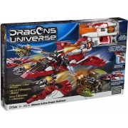 Mega Bloks Dragons Ultimate Action - Constructiespeelgoed