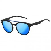Polaroid PLD1023/S Gafas de Sol para Adultos, color Negro/Gris