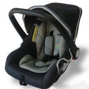 Бебешка кошница за кола Elegant black, Azaria, 503115924