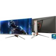 """Monitor 34"""" ASUS ROG PG348Q, 4K Curved UWQHD, G-Sync IPS, 5ms, 300cd/m2, 1000:1, HDMI, MHL, mDP, zvučnici, USB 3.0, crni"""