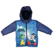 Disney Mickey vízlepergetős kapucnis téli kabát (méret: 74-110)