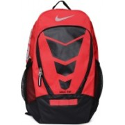 Nike 17 inch Laptop Backpack(Red, Black)