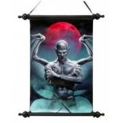 tekercs Art Scroll - Blood Moon - NEM2698