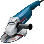 Polizor unghiular Bosch GWS 24-180 JH 6500 rpm 2400W Albastru