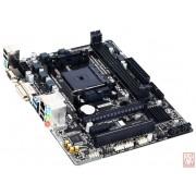 Gigabyte GA-F2A68HM-DS2, AMD A68H, PCI-Ex16, 2xDDR3, SATA3/RAID, VGA/DVI, mATX (Socket FM2+)