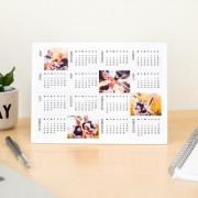 smartphoto Alu-Schild Kalender