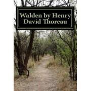 Walden by Henry David Thoreau, Paperback