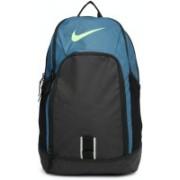 Nike Alpha Adapt 28 L Laptop Backpack(Blue, Black)