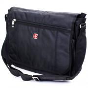 Lizenz New Bags Umhängetasche Schwarz