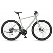 Winora Flint men 28'' 24-Sp Acera mix - 18 Winora sage grey matt - City Bikes 51