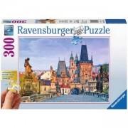 Пъзел 300 части - Красотата на Прага - Ravensburger, 7013644