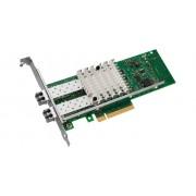 Intel Networking Adapter 2-port 10GbE LC Intel X520-SR2 PCI-E LP Bulk