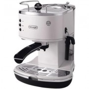 DeLonghi Icona Classic Espresso Coffee Machine - Pearl White