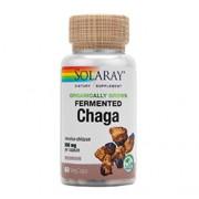 FERMENTED-CHAGA MUSHROOM 500mg 60 Vegetable Capsules