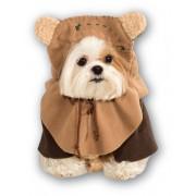 Vegaoo Eewok dräkt för hundar från Star Wars