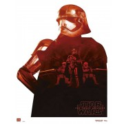 grupo erick mini poster captain star wars