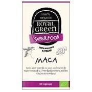 Royal Green Biologische Maca (60 veggie caps) - Royal Green
