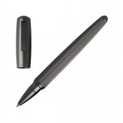 Boss Tintenroller Rollerball Pen Hugo Boss Pure HSY6035 Matte Dark Chrome