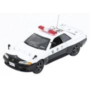 RAI'S 1/64 Nissan Skyline GT-R BNR32 Police Corps high-speed vehicle
