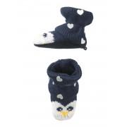 HEMA Baby Sokslofjes Blauw (blauw)