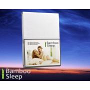 AMAZON Bamboe hoeslaken voor topdekmatras, 160 grams,