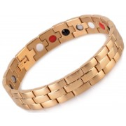 Phy Bracelet magnétique gold energy