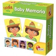 Lisciani giochi gioco in scatola carotina baby memoria 58501